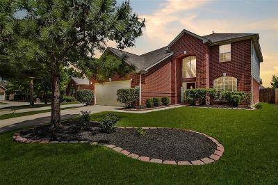 Tomball Single Family Home For Sale: 19226 Hollis Garden Drive