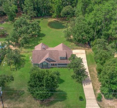 Single Family Home For Sale: 22615 Baneberry Road