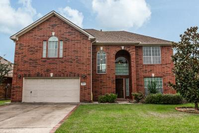 Houston Single Family Home For Sale: 14723 Mission Hills Drive