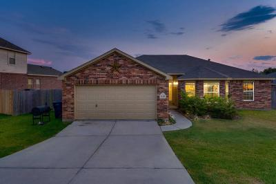 Willis Single Family Home For Sale: 12451 Green Ridge Drive