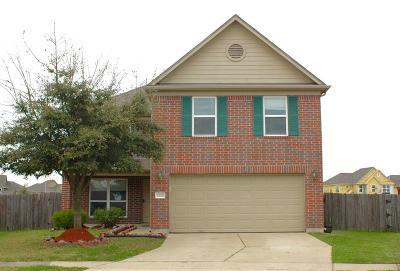 Single Family Home For Sale: 23726 Legacy Oak Street