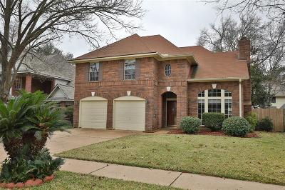 Houston Single Family Home For Sale: 5707 S Magazine Circle