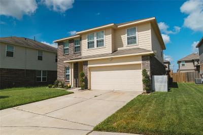 Manvel Single Family Home For Sale: 4 Desert Willow Court