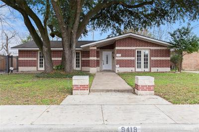Houston Single Family Home For Sale: 9419 Greenwillow Street