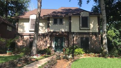 Sugar Land Single Family Home For Sale: 1802 Cottonwood Court