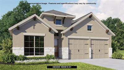 Fulshear Single Family Home For Sale: 30314 Gardenia Park Drive