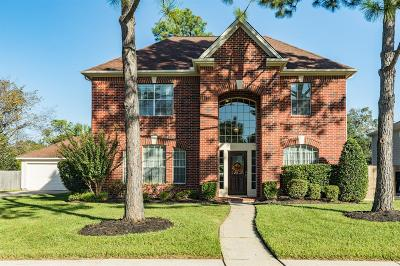 Friendswood Single Family Home For Sale: 1408 Buttonwood Drive