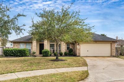 Rosenberg Single Family Home For Sale: 811 Arlington Lane