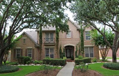 Sugar Land Single Family Home For Sale: 6431 Hidden Crest Way