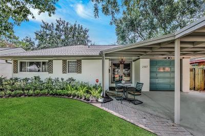Oak Forest Single Family Home For Sale: 2307 Lamonte Lane