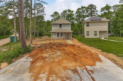 Willis Single Family Home For Sale: 15139 Austin Road