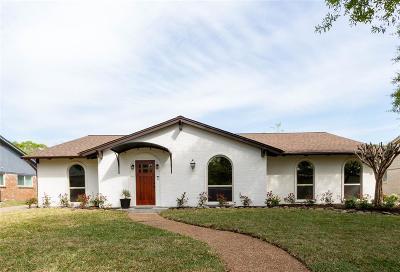 Houston Single Family Home For Sale: 5714 Birdwood Road