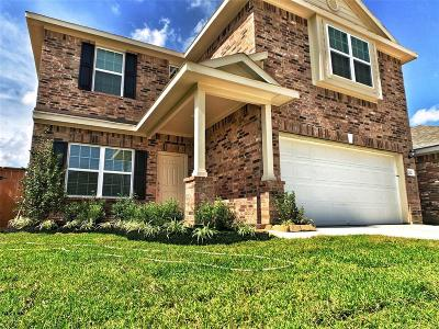 Texas City Single Family Home For Sale: 12622 South Shore Drive
