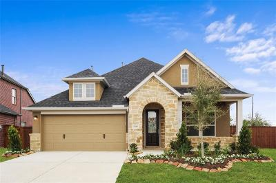 Katy Single Family Home For Sale: 2315 Elmwood Trail