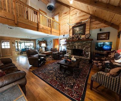 Magnolia Single Family Home For Sale: 9602 A Breckenridge