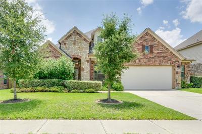 Tomball Single Family Home For Sale: 9603 S Brannok Lane E