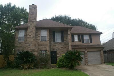 Sugar Land Single Family Home For Sale: 16306 Concord Falls Lane