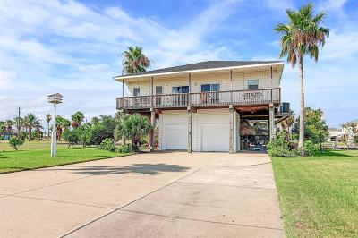 Galveston Single Family Home For Sale: 3814 Port Trinidad