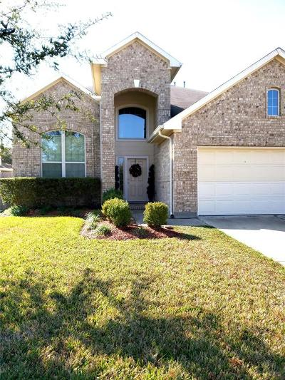 Spring Single Family Home For Sale: 21907 Prairie Spring Lane