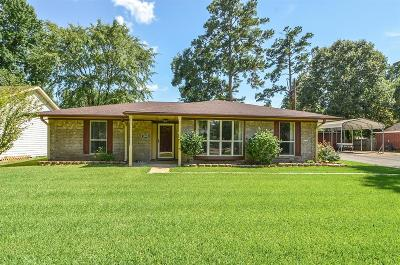 Conroe Single Family Home For Sale: 1000 Franconia Drive