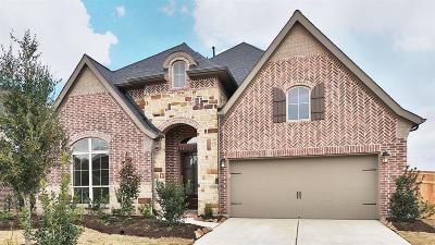 Fulshear Single Family Home For Sale: 3910 Teal Bay Lane