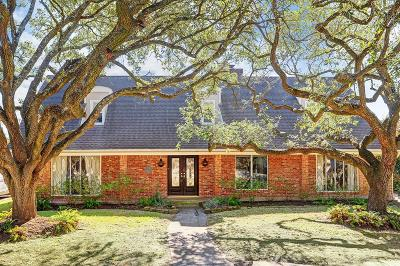 Meyerland Single Family Home For Sale: 5127 Queensloch Drive