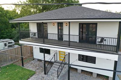 Single Family Home For Sale: 4615 Orange Street