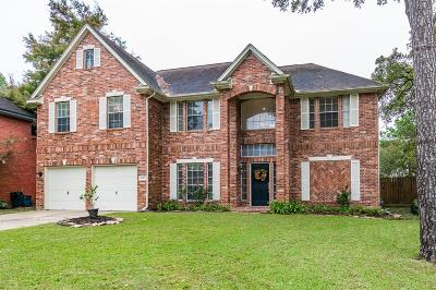 Humble Single Family Home For Sale: 8619 Joggers Lane