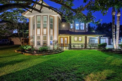 Seabrook Single Family Home For Sale: 630 Bay Club Drive