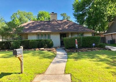 Kingwood Single Family Home For Sale: 3807 Birch Villa Drive