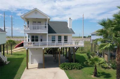 Galveston Single Family Home For Sale: 25226 Intrepid Lane