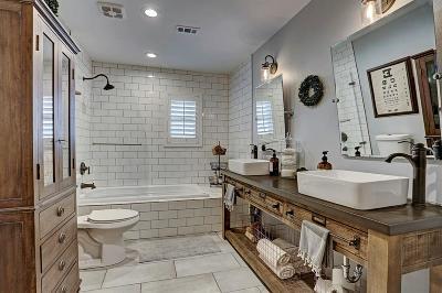 Houston Single Family Home For Sale: 10310 Bob White Drive