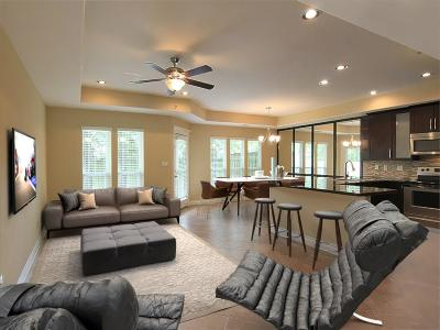 Single Family Home For Sale: 13407 Cherry Hill Drive