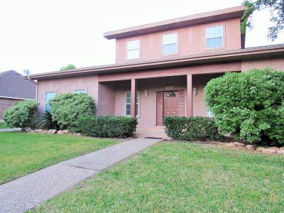 Willis Single Family Home For Sale: 7083 Edgewater Drive