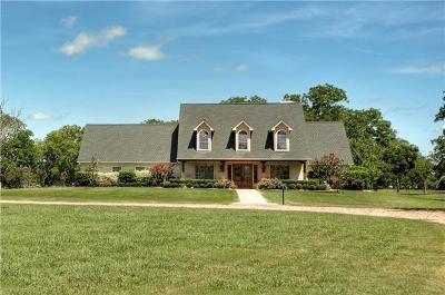 Fort Bend County Country Home/Acreage For Sale: 4201 Guyler Road