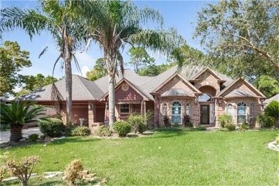 Galveston County Single Family Home For Sale: 2118 Duroux Road