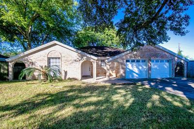 Cypress Single Family Home For Sale: 14315 Sasher Lane