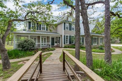 College Station Single Family Home For Sale: 16716 Royder Road
