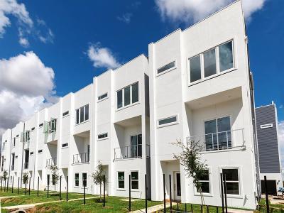 Medical Center Single Family Home For Sale: 2107 Engelmohr Street #F