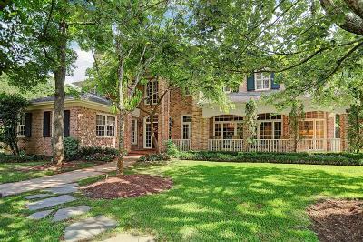 Bunker Hill Village Single Family Home For Sale: 16 Dunnam Lane