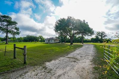 Cypress Farm & Ranch For Sale: 18518 Vickers Road