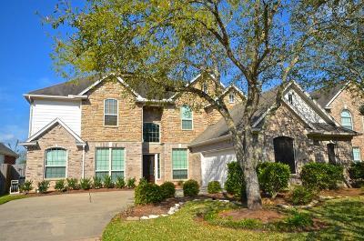 Sugar Land Single Family Home For Sale: 1326 Grand Haven Lane
