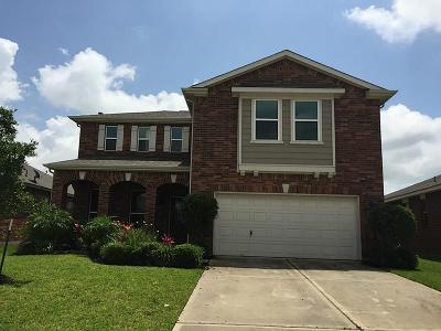League City Single Family Home For Sale: 2810 Soffiano Lane