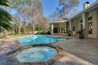 The Woodlands Single Family Home For Sale: 129 Grogans Point Road