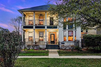 Heights Single Family Home For Sale: 2501 Nicholson Street