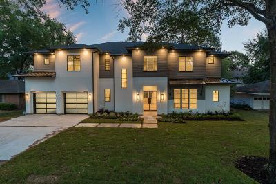 Houston Single Family Home For Sale: 1230 Glourie Drive