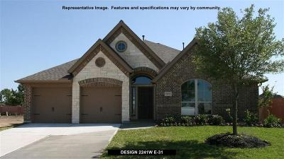 New Caney Single Family Home For Sale: 18731 Montero Lane