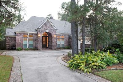 The Woodlands Single Family Home For Sale: 139 Rush Haven Drive