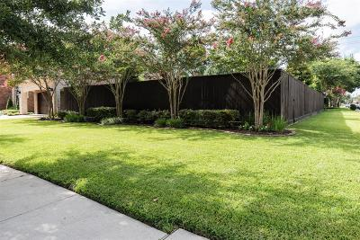 Bellaire Residential Lots & Land For Sale: 5125 Chestnut Street