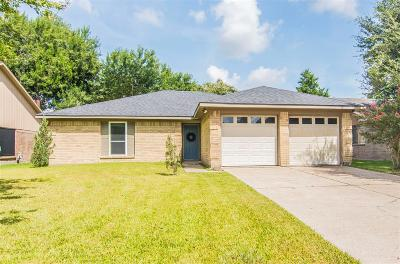 Houston Single Family Home For Sale: 423 Ironbark Drive